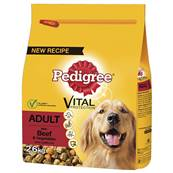 Pedigree Complete Dog Food (Adult) - Beef 2.6kg