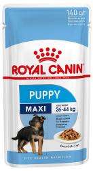 Royal Canin Wet Dog Food Maxi Pouch (Puppy) - 140g