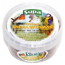 Supa Dried Mealworms