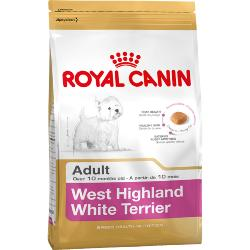 Royal Canin West Highland White Terrier Breed Nutrition - Adult Dog Food