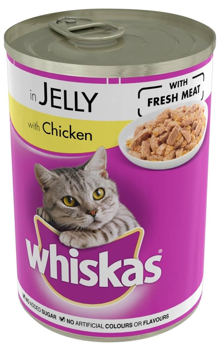 Cheshire Chicken Cat Food