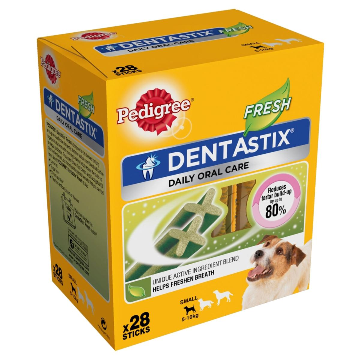 Pedigree Dentastix Fresh Daily Oral Care Dental Chews ...