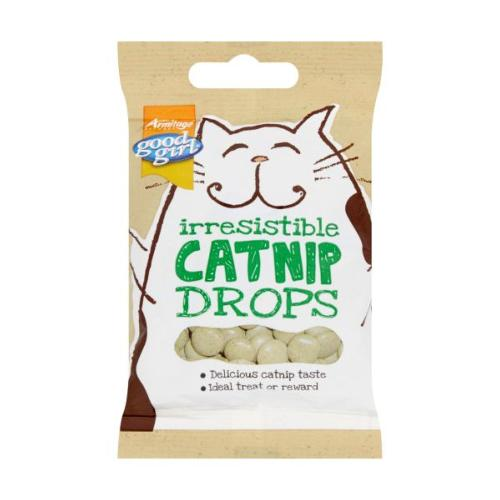 Good Girl Catnip Treats