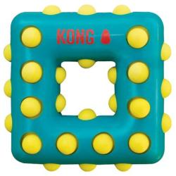 Kong Dotz Square - Teal (Small)