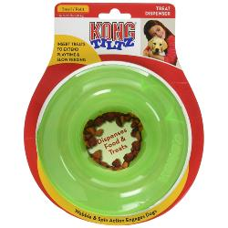 Kong TILTZ Treat Dispensing Dog Toy (Small) - Level 1