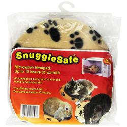 SnuggleSafe Microwave Heatpad For Small Animals
