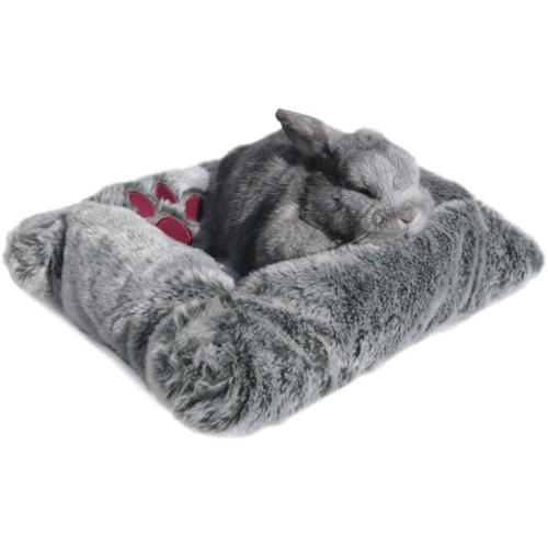 Rosewood Luxury Plush Bed For Small Animals