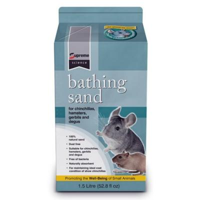 Supreme Bathing Sand 1.5litre
