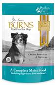 Burns Complete Gluten Free Wet Dog Food - Chicken, Rice and Veg 400g