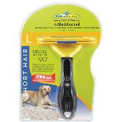 Furminator DeShedding Tool For Short Haired Dogs / Large