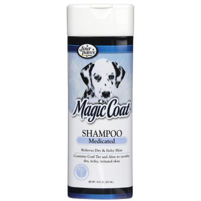 Four Paws Magic Coat Medicated Shampoo 473ml