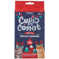 Rosewood Luxury Advent Calendar For Cats