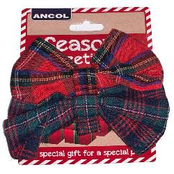 Ancol Festive Bow Tie For Dogs