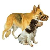 The Company Of Animal Baskerville Deluxe Dog Muzzle Size 8 Labrador