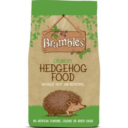 Brambles Crunchy Hedgehog Food - 2kg