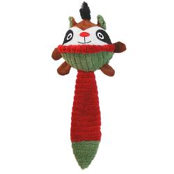 Dog Life Super Squeaky Festive Friends Dog Toy