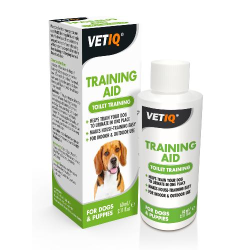 VetIQ Training Aid for Toilet Training - 60ml