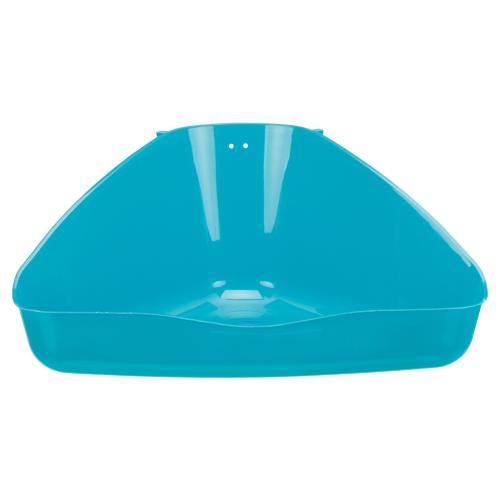 Trixie Corner Litter Tray For Rabbits - 36 X 21 X 30cm - 3 Colours