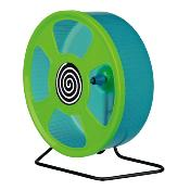 Trixie Exercise Wheel, Plastic, 28cm